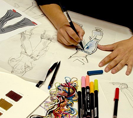 Top 10 Fashion Schools