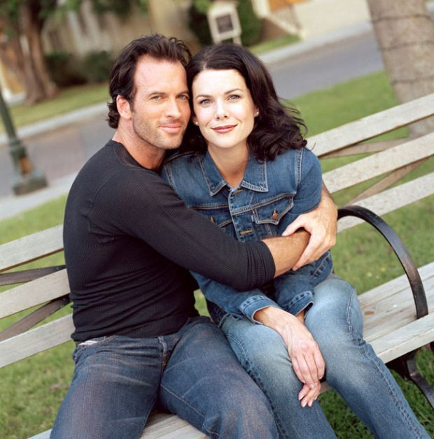 Lauren graham scott patterson feud