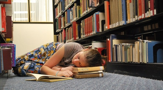 Sleep-and-study-habits