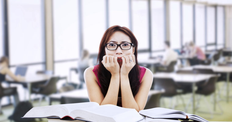 4 Tips That Will Kill Test Time Anxiety