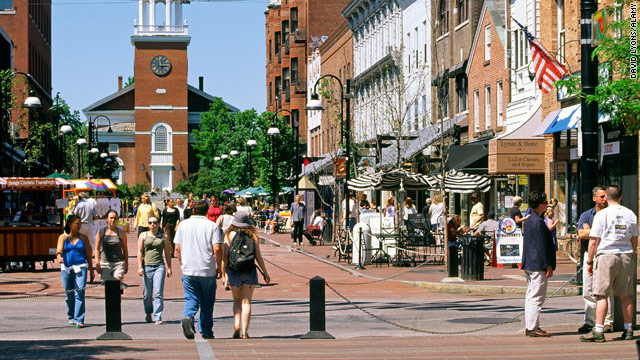 Getting to Know Your College Town