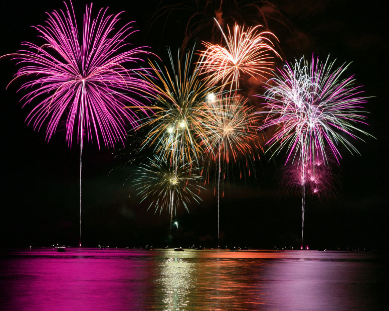 colorful-fireworks-water7