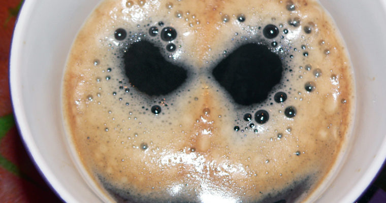 Why You Might Want to Cup Down on The Coffee