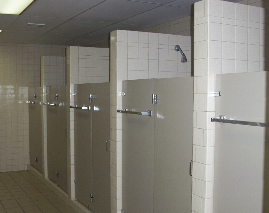 Beware The Dormitory Showers | Smartied