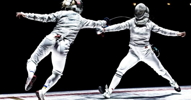 My Experiencing Fencing in College and How it Inspired Me